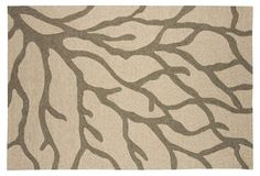 "One Kings Lane - Outdoor Rug Finds - 3'6""x5'6"" Helio Outdoor Rug, Tan"