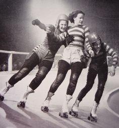 Roller Derby, 1948