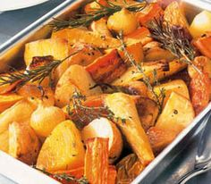 Roasted Root Vegetables with Herbs Recipe | Reader's Digest