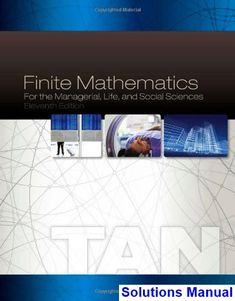 Financial markets and institutions 11th edition jeff madura test solutions manual for finite mathematics for the managerial life and social sciences 11th edition by tan fandeluxe Images