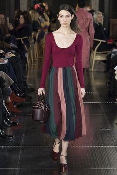 Gabriela Hearst Fall 2017 Ready-to-Wear Fashion Show - McKenna Hellam