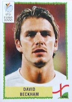 #Panini euro 2000 #sticker # 085 david beckham #england real madrid man utd , View more on the LINK: http://www.zeppy.io/product/gb/2/252521567144/