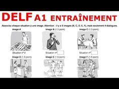 DELF A1 – Exemple d'examen | À la française …