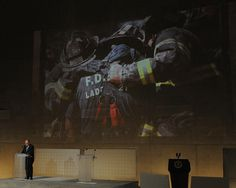 Foto: New York City Fire Department Museu do 11 de Setembro é inaugurado em Nova York