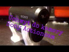 Uchwyt do kamerki Sony actioncam - YouTube