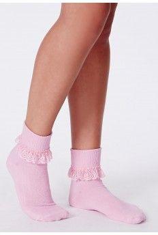 Fashion Socks, Over the Knee & Ankle Frilly Socks, Sheer Socks, Lace Socks, Ankle High Socks, Socks And Heels, Little Girl Leggings, Fishnet Stockings, Womens Slippers, Womens Socks