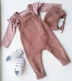 Baby Clothes Patterns, Baby Knitting Patterns, Clothing Patterns, Knitting Terms, Knitted Baby Clothes, Cute Baby Clothes, Babies Clothes, Boy Babies, Knit Baby Dress