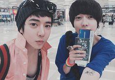 Park Tae Jun & Park Hyung Seok