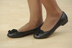 bailarina#zapato#negro# moranguitoShoes#