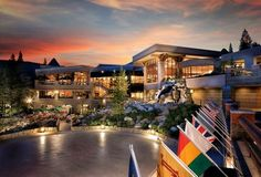 The Resort at Squaw Creek - Lake Tahoe Hotels, Resorts and Lodging Accommodations - Tahoe's Best Tahoe Hotels, Lake Tahoe Resorts, Best Ski Resorts, Hotels And Resorts, Destin Hotels, Trip Advisor, Valley California, Tahoe California, California Travel