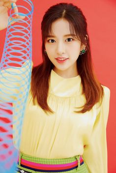 Yu Jin, Japanese Girl Group, Kim Min, Extended Play, 3 In One, The Wiz, Teaser, Asian Woman, My Girl