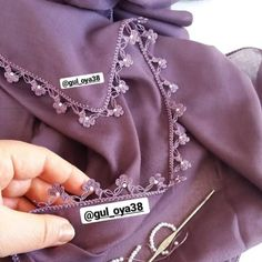 Ayşegül Hanım'ın Şahane Tığ İşi Oya Modelleri Jewelry, Antique, Fashion, Templates, Needle Lace, Crocheted Lace, Needlepoint, Black Scarves, Knitting