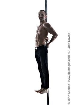 Evgeny Greshilov -   He brought  men's pole dance performances to another level.