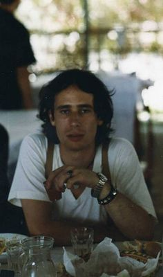 The one and only Jeff Buckley