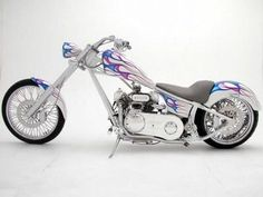 Bremspedal Chrom Twin Style f/ür Harley-Davidson und Custombikes