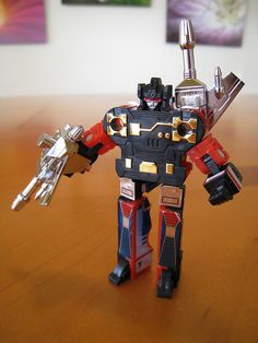 Rumble - Transformers G1