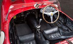 Ferrari 250 TR sells for £24m (PHOTOS)
