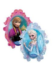 Foil Frozen Balloon 31in