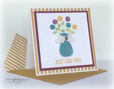 Stampin' Up! Floral Wings by Guest Susan Itell - http://stampinpretty.com/2015/05/stampin-up-floral-wings-by-guest-susan-itell.html Beauty in motion with the Stampin' Up! Floral Wings stamp set.  Card created by Susan Itell.  #stampinup, #stampingup