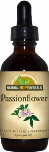 PASSIONFLOWER Single Herb Liquid Extract Tincture