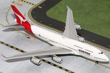 "Gemini200 QANTAS B747-400 ""Canberra"" VH-OJA G2QFA567 1:200"