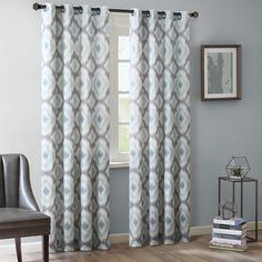 You'll love the Meena Single Curtain Panel at Joss & Main - With Great Deals on all products and Free Shipping on most stuff, even the big stuff.
