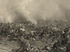 Pickett's Charge at Gettysburg: High-Water Mark of the Confederacy: Pickett's Charge