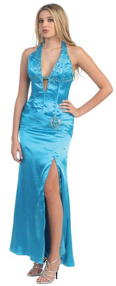 This dress would be great for you if you want to make a statement and stand out from the crowd!