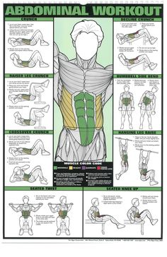 Tagged with exercise, workout, weights, bodyweightfitness; Shared by Workout Gym Workout Chart, Workout Routine For Men, Gym Workout Tips, Weight Training Workouts, Dumbbell Workout, Yoga Routine, Ab Training, Workout Men, Workout Schedule
