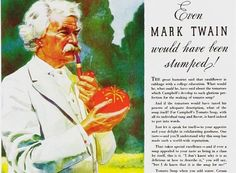 12 Vintage Advertisements Starring Famous Authors