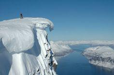 The Lyngen Alps#Tromso#ScanAdventures