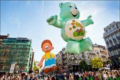 💗💘💞💝 #MustSee & #PlaceToBe   #BalloonsDayParade #Brussels #ComicStripFestival #Stripfeest #Cartoons #Brusselslife www.brusselslife.be #VisitBrussels #HapAppBrussels #ErfgoedBrussel #ErfgoedBrabant #ErfgoedBelgië #VisitBrabant #VisitBelgium #IkbenBrussel #IkbenBelg #TrotseBelgen #StolzeBelgier #ProudBelgians #ILikeBelgium #BelgiumIsBeautiful #Belgientourismus 💓💔💕💖