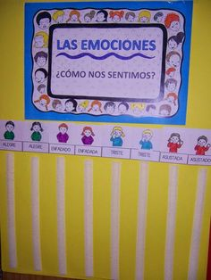 Creative Teaching Press Chart How Do You Feel Elementary Spanish, Teaching Spanish, Kindergarten Classroom, Classroom Decor, Creative Teaching Press, Emotional Intelligence, Social Skills, Pre School, Life Skills