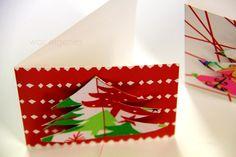 DIY christmas cards!