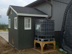 10 Best DIY Rain Barrel Ideas and Plans-Harvest Rain Water For Garden