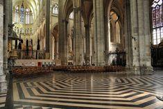 Laberinto. Catedral de Amiens 22