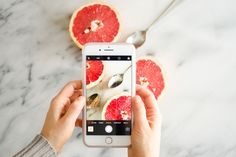 You may think that if you don't own a fancy, expensive camera, there's no reason to even try to take better photos. However, by making a few simple changes, you can improve your food ph…