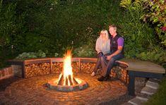 Tree Hut, Backyard Patio Designs, Backyard Ideas, Garden Living, Backyard Makeover, House Built, Garden Spaces, Diy Garden Decor, Garden Projects