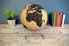 Korkowy globus 100 funtów