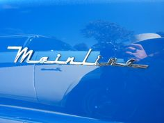 1957 Ford Mainline V8 Coupe Ute
