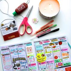 """Today's PCW  goes out to www.instagram.com/Elicit4tography! Here's what she says about her Passion Planner: - """"I use my Passion Planner to keep track of my professional life, side hustle life, and wedding planning life. My fiancé and I go to coffee☕️ shops on Sunday's to passion plan with stickers, colorful pens, and Washi tape because it is SO therapeutic!"""" - #passionplanner  #PCW #passioncrushwednesday"""