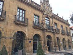 Hotel de la Reconquista - #Oviedo #Spain - www.driveme.tours