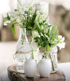 Stół weselny - pomysły na oryginalne dekoracje
