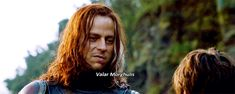 Everytime I hear Valar Morghulis this season, I miss white-streaked, red-haired Jaqen H'ghar.