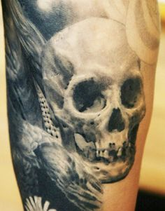 Realistic skeleton tattoos - Google Search