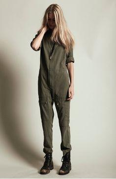 NLST Flightsuit now available at shopheist.com