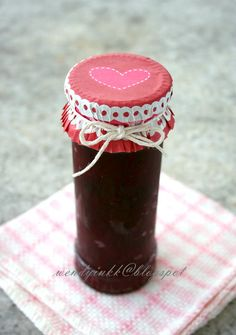 Table for 2.... or more: Cranberry Orange Jam