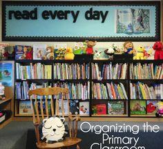 Organizing the Primary Classroom
