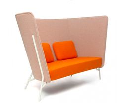 Aura by Mikko Laakkonen for Inno. Great for office meeting spaces. #workspace #design