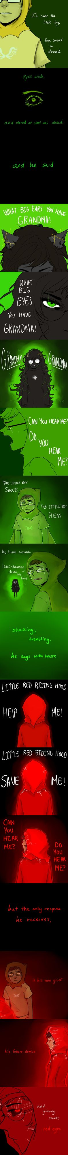 Tags: Anime, Fanart, Homestuck, Jade Harley, Tumblr Jake English Jade Crockertier
